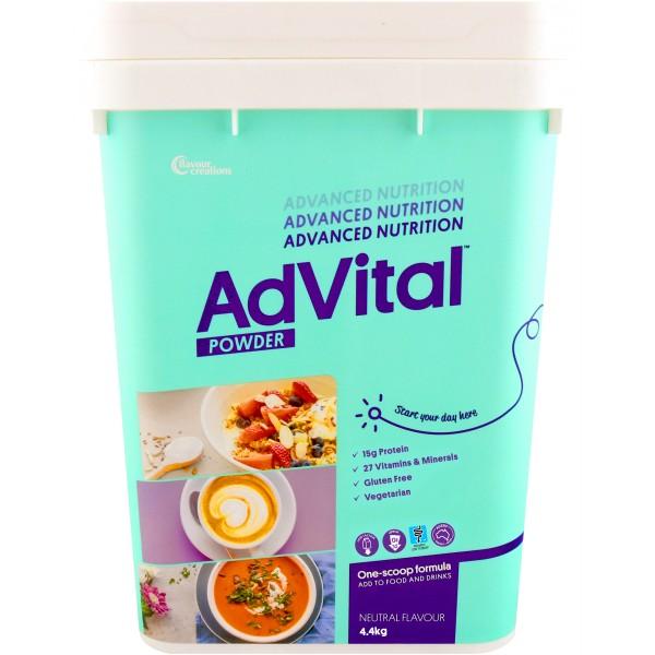 AdVital Powder 4.4kg Pail