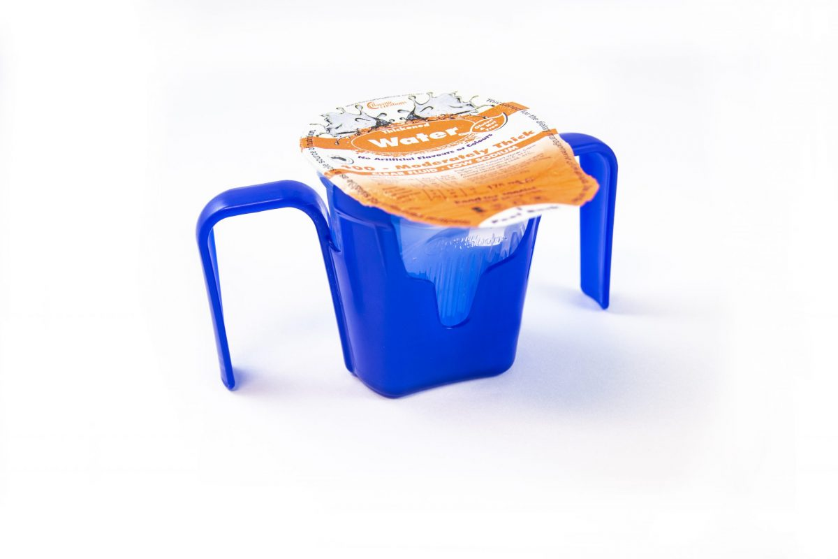 Dysphagia Cup Holder